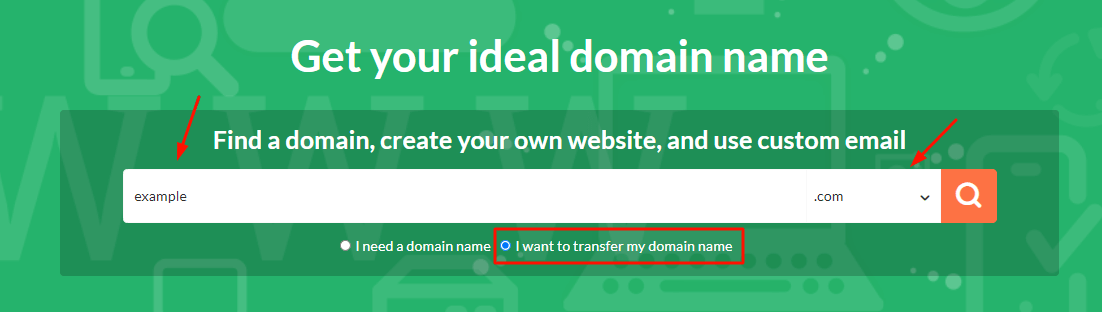 How to transfer your domain to HostPapa